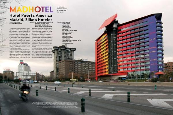 Enyary hotel puerta de america - Hotel mariscal madrid ...
